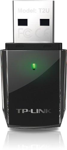 TP-Link Archer T2U Mini Adaptateur USB Wi-Fi Double Bande AC 600Mbps