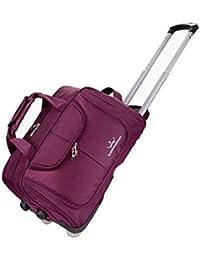QWERASD Bagaglio a Mano Valigia Trolley 2 Ruote Viaggio Viaggi Viaggio  Outdoor Trolley Bag Borsa da b9766bbecf2