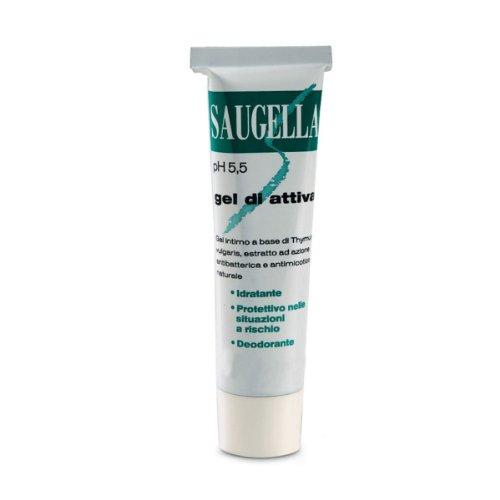 Saugella-Gel intime antiseptique naturel 30 ml-- (for multi-item order extra postage cost will be reimbursed)