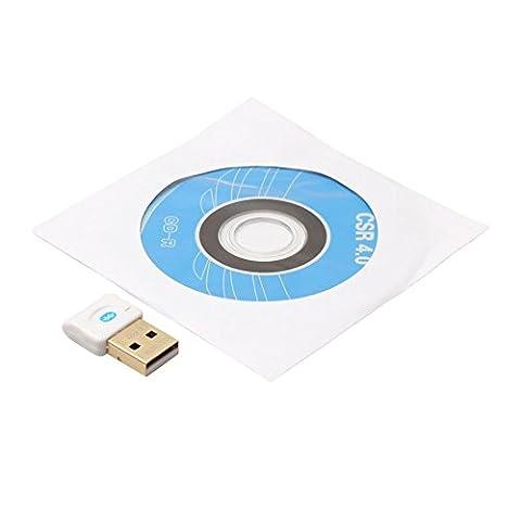 Balai USB Kabellos Bluetooth 4.0 CSR Dongle Adapter Audioübermittler für XP Vista win7/8