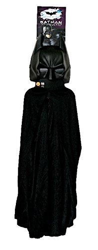 The Dark Knight Rises Kostüm Set Batman Cape mit (Dark Rises Knight Cape)