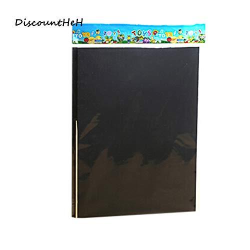 1 Set 2-in-One Magic Color Scratch Kunstdruckpapier Malkarten für Kinder