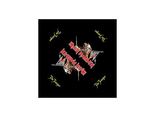 Iron Maiden - The Trooper (bandana, Nero) Iron Maiden testa panno