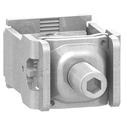 Schneider LV480867 Steckverbinder TypV f. Cu/Al freil,2x25-300mm2 f. M12 f. Fupact 250-630
