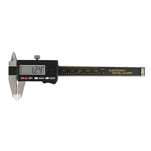 KUNSE 0-100mm 0.01 mm elektrischer Edelstahl Digital Vernier Dial Caliper Spur Micro Meter