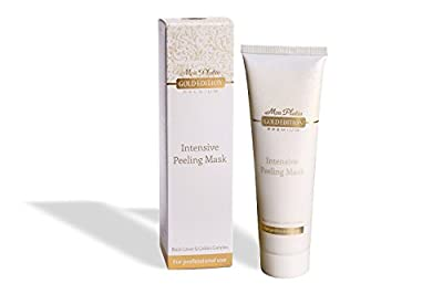 Mon Platin Gold Edition - Intensive Peeling Mask With Black Caviar & Golden Complex, 100ml by Mon Platin
