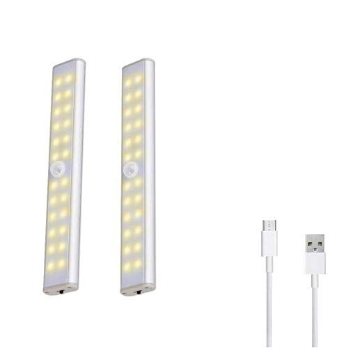 HKHJN El Sensor de Movimiento apaga la Caja de luz for armarios,...