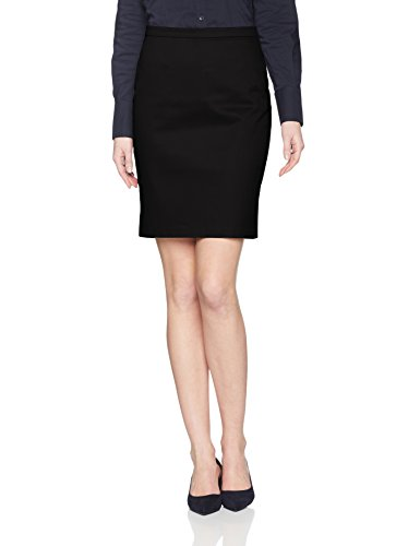 United Colors of Benetton Pencil Skirt Gonna Donna Nero
