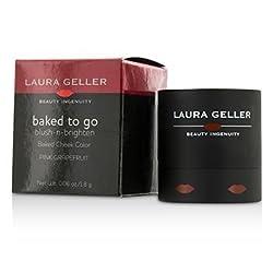 Laura Geller Baked To Go Blush N Brighten Baked Cheek Color - Pink Grapefruit- 1.8g/0.06oz