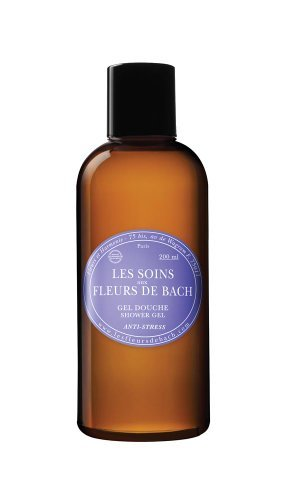 Les Fleurs De Bach Anti Stress Shower Gel 200ml by Les Fleurs de Bach