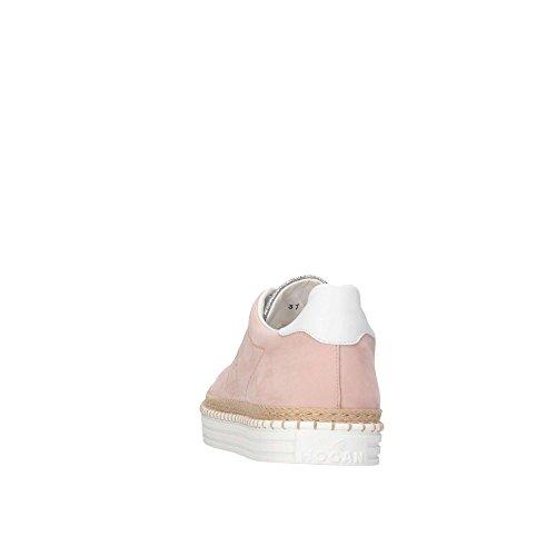 Hogan Junior HXR2600U560G9D0A44 Sneakers Bambina Rosa