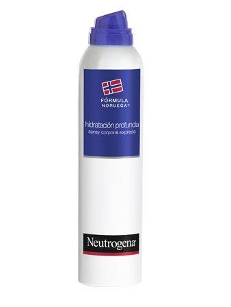 Neutrogena - Spray corporal hidratación express profunda