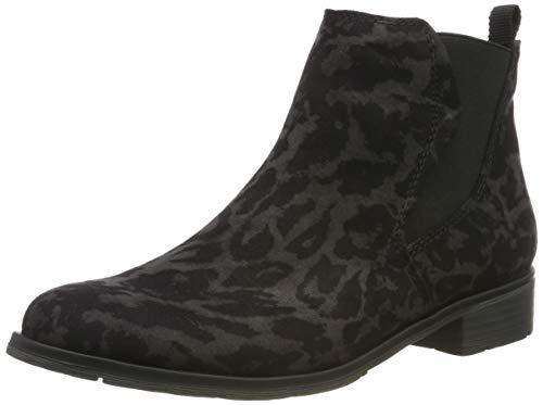 MARCO TOZZI Damen 2-2-25321-33 Chelsea Boots, Grau (Dk.Grey Multi 241), 42 EU