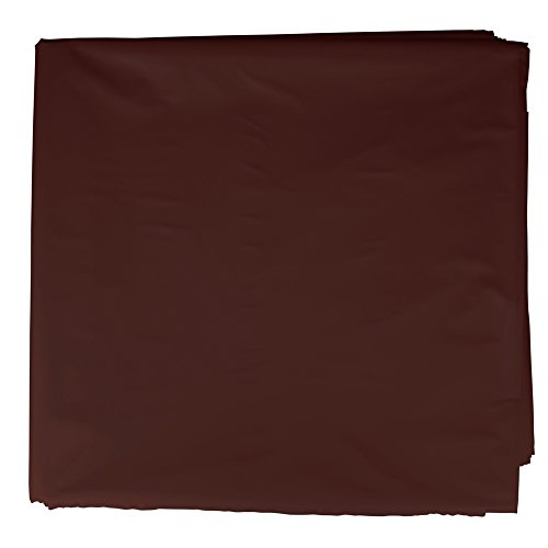 Fixo 72240 - Pack de 25 bolsas disfraz, 56 x 70 cm, color marrón