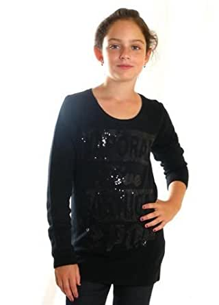 Kaporal 5 - Pull Kaporal 5 Futee Black - Taille 16a