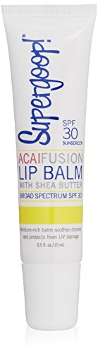 Supergoop! Spf 30 Acaifusion Lip Balm With Shea Butter