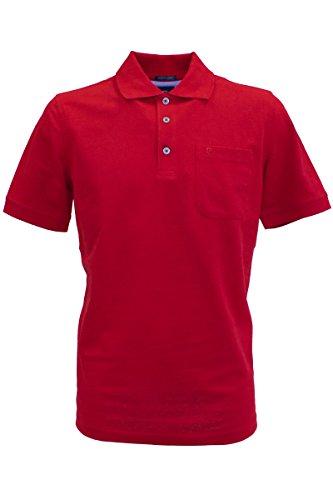 """Pierre Cardin """"Premium Cotton"""" Polo-Shirt in 6 Farben Pepper"""
