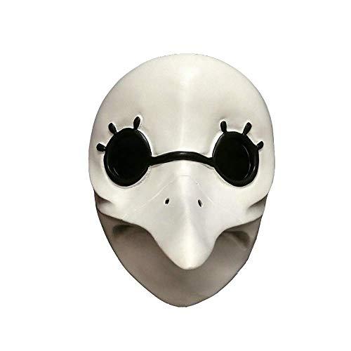 Vogel Kostüm Streich - FQCD Steampunk Pest Doktor Maske, Halloween
