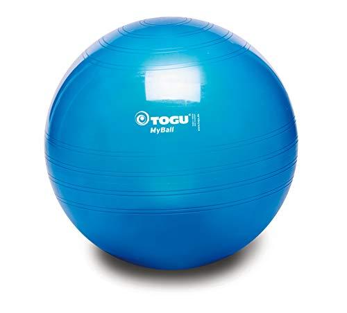 yBall, 65 cm, blau-transparent ()
