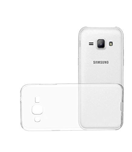 OKCS® TPU involucro Case per Samsung Galaxy J2 incl. Wunderglass® vetro blindato Screenprotector foglio Protector