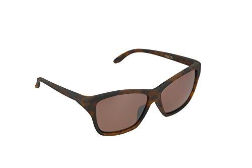 Oakley Damen Sonnenbrille Hold On, Braun (Tortoise), 58