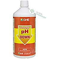 Reductor / Bajador / Regulador de pH Down GHE pH- (500ml)