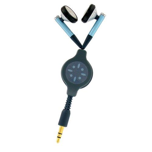 Thomson HED113  Mikro-Kopfhörer mit automatischer Kabelaufrollbox