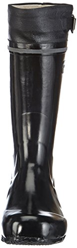 Viking Kunto, Bottes en caoutchouc de hauteur moyenne, doublure froide mixte adulte Noir - Schwarz (2)