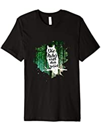 Wald Natur Männer Frauen Mädchen Jungs Geschenk