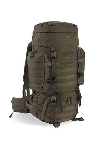 Tasmanian Tiger Raid Pack MKIII 52 Liter Militär Outdoor Rucksack mit abnehmbarem Hüftgurt, Molle System und Trinksystem-Vorbereitung