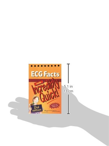 Zoom IMG-2 ecg facts made incredibly quick