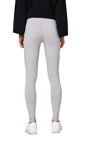 edc by ESPRIT Damen Leggings Grau (MEDIUM GREY 5 039)