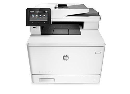 HP M477fdw Laserjet Pro Wireless All-in-One Colour Printer