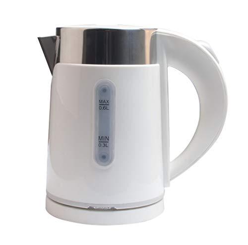 LIGHTOP Travel Wasserkocher 0,6L Edelstahl Wasserkocher Reisewasserkocher Visualisieren Sie den...