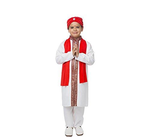 Für Bollywood Jungen Kostüm - Zzcostumes Bollywood Tänzer Kostüm für Einen Jungen