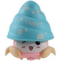 Vosarea Niños pequeños del Cangrejo de la presión Niños del Cangrejo de la muñeca Juguete Lindo Fresco (Rosa)
