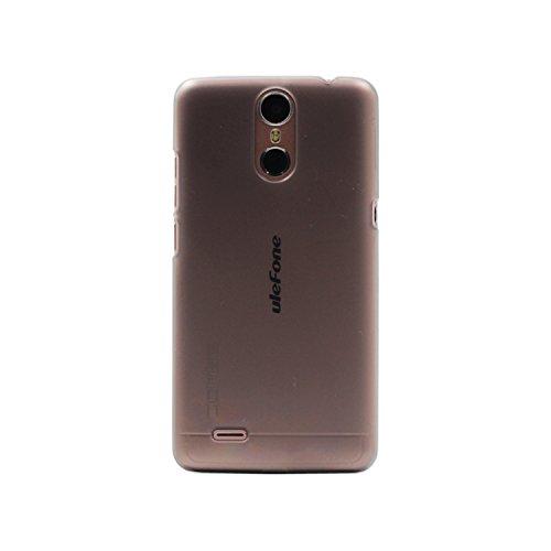 Guran® Hart Plastik Schutzhülle Case Cover für Ulefone Vienna Smartphone Hülle Handytasche Etui-grau