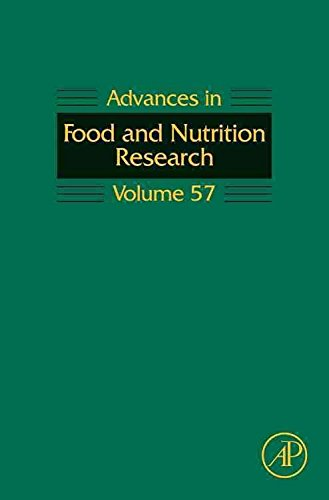 [(Advances in Food and Nutrition Research)] [Series edited by Steve Taylor] published on (September, 2009)