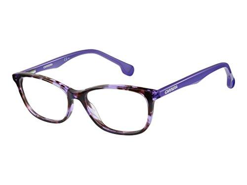 Carrera Mädchen Brillengestell, Violett