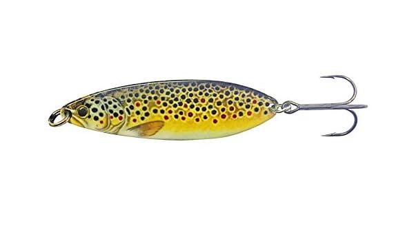 Fladen Realistic Flutter Trout Lure Spoon
