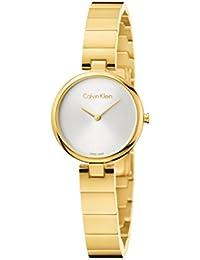 Calvin Klein Women's Analogue Quartz Watch with Stainless Steel Strap K8G23546