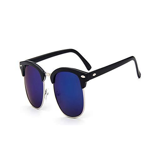 Sportbrillen, Angeln Golfbrille,NEW Fashion New Polarisiert Sunglasses Men/Women Retro Rivet High Quality Polaroid Lens Brand Design Sun Glasses Female Oculos C6