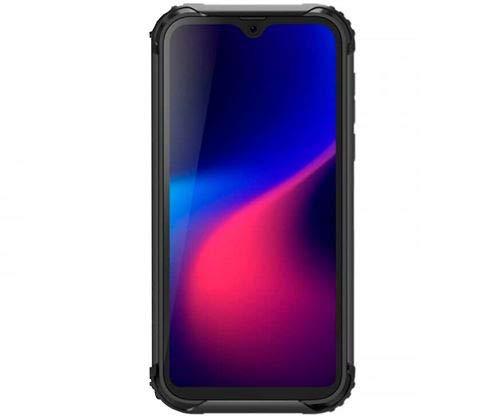 【2019】blackview bv5900 smartphone antiurto ip68 dual sim, 4g cellulare android 9.0, 5.7 pollici hd+ telefono resistente, 3/32gb, batteria 5580mah, 13mp/5mp, tf 256gb, gps/face id/bussola nero