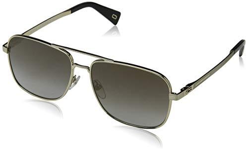 Marc Jacobs Damen MARC 104/S 9O 6LB 60 Sonnenbrille, Grau (Ruthenium/Dark Grey Sf),