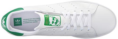 Adidas da uomo STAN SMITH VULC Scarpe skate Ftwwht/Ftwwht/Green