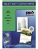 PPD Jet d'encre Mat couché Qualité Photo Paper A3120g/m² X 100feuilles Ppd-55-100