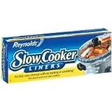 REYNOLDS - Slow Cooker Liner, Round or Oval, 4-Ct. Bild