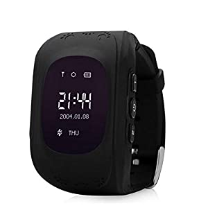 AchidistviQ Children Kids Anti-Lost Smart Watch GPS Locating Tracker SOS Call Wristwatch