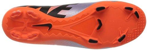 Nike - Mercurial Victory IV FG - Coleur: Arancione-Argento - Taille: 47.0 metallic/black/orange