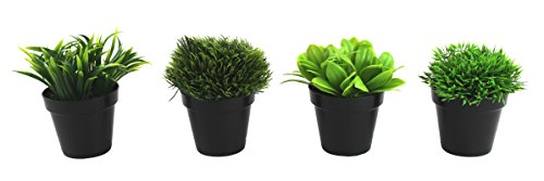 Kunstpflanze 3 Stück
